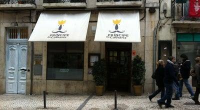 Photo of Portuguese Restaurant Principe do Calhariz at Calçada Do Combro, Lisboa, Portugal