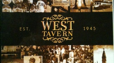 Photo of Pub West Tavern at 1440 Callowhill St, Philadelphia, PA 19130, United States