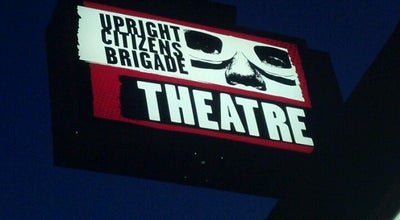 Photo of Comedy Club Upright Citizens Brigade Theatre at 5919 Franklin Ave, Los Angeles, CA 90028, United States
