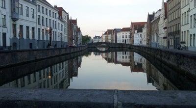 Photo of Belgian Restaurant Jan Van Eyck at Jan Van Eyckplein 12, Bruges 8000, Belgium
