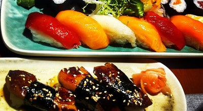 Photo of Japanese Restaurant El Japonés Tragaluz at Passatge De La Concepció, 5, Barcelona 08008, Spain