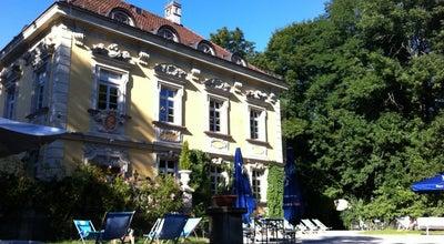 Photo of Brazilian Restaurant La Villa im Bamberger Haus at Brunnerstr. 2, München 80804, Germany
