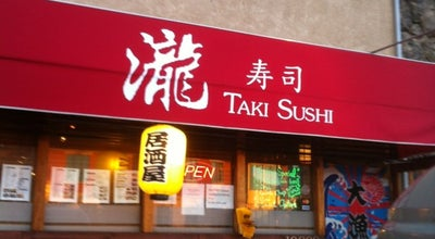 Photo of Sushi Restaurant Taki Sushi at 10887-889 San Pablo Ave, El Cerrito, CA 94530, United States