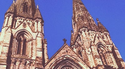 Photo of Church St. Mary's Cathedral at 23 Palmerston Pl, Edinburgh EH12 5AW, United Kingdom