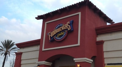 Photo of Burger Joint Fuddruckers at 4423 E. Mills Cir., Ontario, CA 91764, United States