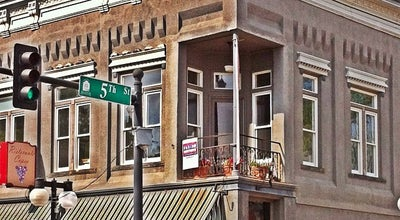 Photo of Art Gallery Argenta Arts District at 115 W Broadway St, North Little Rock, AR 72114, United States