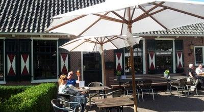 Photo of Restaurant Brasserie Park at Van Diepeningenlaan 2, Leiderdorp 2352 KA, Netherlands