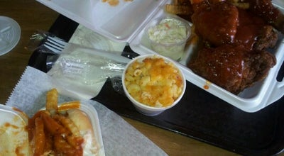 Photo of BBQ Joint Hot Sauce Williams at 7815 Carnegie Ave, Cleveland, OH 44103, United States