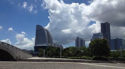 Photo of Park 臨港パーク (Rinko Park Yokohama Minatomirai) at 西区みなとみらい1-1-1, 横浜市 220-0012, Japan