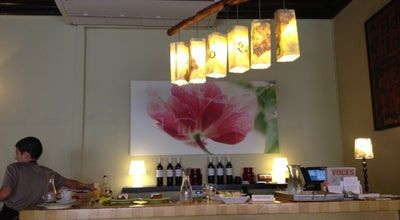 Photo of Vegetarian / Vegan Restaurant Bon Lloc at C. Sant Feliu, 7, Palma 07012, Spain