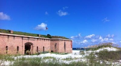 Photo of Beach Ship Island at United States