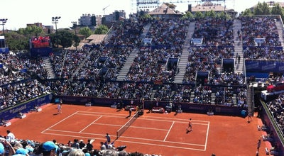 Photo of Tennis Court Reial Club de Tennis Barcelona at Bosch I Gimpera 5, Barcelona 08034, Spain