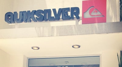 Photo of Clothing Store Quiksilver at 750 Collins Ave, Miami Beach, FL 33139, United States