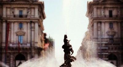 Photo of Monument / Landmark Piazza della Repubblica at Piazza Della Repubblica, Rome 00185, Italy
