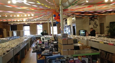 Photo of Record Shop Vertigo Music at 129 Division Ave S, Grand Rapids, MI 49503, United States