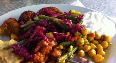 Photo of Vegetarian / Vegan Restaurant Vegetariskt Matcafé Légumes at Hornsgatan 80, Stockholm, Sweden