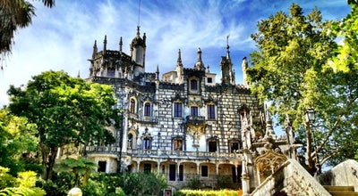 Photo of Monument / Landmark Quinta da Regaleira at R. Barbosa Du Bocage, 5, Sintra 2710-567, Portugal