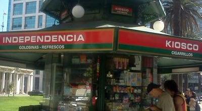 Photo of Candy Store Kiosco Independencia at Plaza Independencia, Montevideo, Uruguay