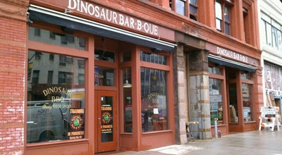 Photo of BBQ Joint Dinosaur Bar-B-Que at 224-226 Market Street, Newark, NJ 07102, United States