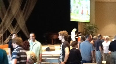 Photo of Church Meadowbrook Community Church at 1902 S Duncan Rd, Champaign, IL 61822, United States