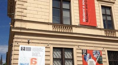 Photo of Art Museum Uměleckoprůmyslové muzeum MG at Husova 14, Brno 602 00, Czech Republic