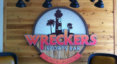 Photo of American Restaurant Wrecker's Sports Bar at 6000 W Osceola Pkwy, Kissimmee, FL 34746, United States