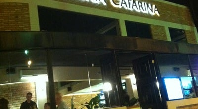 Photo of Pizza Place Forneria Catarina at Av. Me. Benvenuta, 1248, Florianópolis 88036-500, Brazil