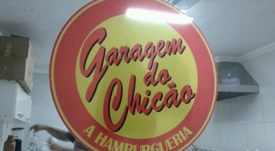Photo of Burger Joint Garagem do Chicão - A Hamburgueria at R. Campelo, 237, São Paulo 02313-100, Brazil