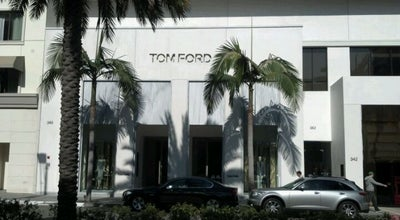 Photo of Boutique TOM FORD INTERNATIONAL - BEVERLY HILLS at 346 N Rodeo Dr, Beverly Hills, CA 90210, United States