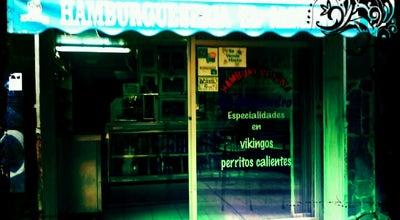 Photo of Burger Joint Hamburguesería El Almendro at Ramón Y Cajal, 10, Santa Cruz de Tenerife 38004, Spain