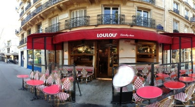 Photo of Burger Joint Loulou' Friendly Diner at 90 Boulevard Saint-germain, Paris 75005, France