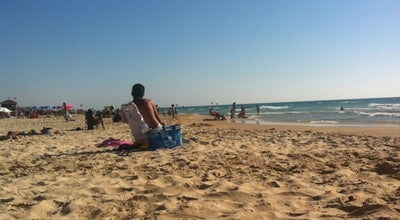 Photo of Beach חוף יא׳ at אשדוד, Israel