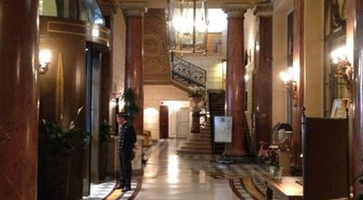 Photo of Hotel The St. Regis Rome at Via Orlando Vittorio Emanuele 3, Rome 00185, Italy