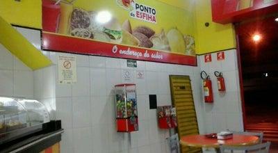 Photo of Burger Joint Ponto da Esfiha at Jacareí, Brazil