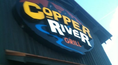 Photo of American Restaurant Copper River Grill at 14404 E Wade Hampton Blvd, Greer, SC 29651, United States