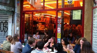 Photo of French Restaurant Aux Deux Amis at 45 Rue Oberkampf, Paris 75011, France