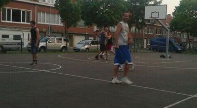 Photo of Basketball Court philips de monteplein at Belgium