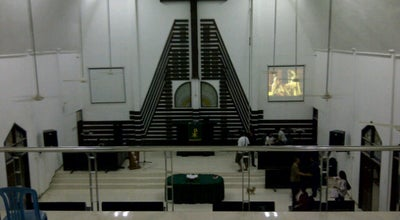 Photo of Church Gereja Kristen Indonesia - Gresik at Jl. Dr. Wahidin Sudirohusodo 712, Gres!k, Indonesia