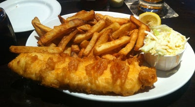 Photo of Fish and Chips Shop Olde Yorke Fish & Chips at 96 Laird Dr., Toronto, ON M4G 3V3, Canada