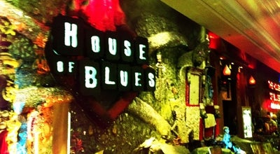 Photo of Music Venue House Of Blues at 3950 Las Vegas Blvd S, Las Vegas, NV 89119, United States