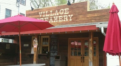 Photo of Ice Cream Shop Village Creamery at 14 Mill St, Wappingers Falls, NY 12590, United States