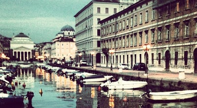 Photo of Harbor / Marina Canal Grande at Via Bellini, Trieste 34100, Italy