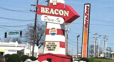 Photo of Burger Joint Beacon Drive-In at 255 John B White Sr Blvd, Spartanburg, SC 29306, United States