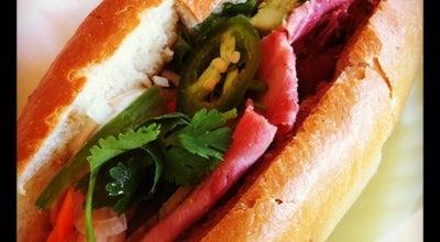 Photo of Vietnamese Restaurant Huong Lan Sandwiches at 6930 65th St #109, Sacramento, CA 95823, United States
