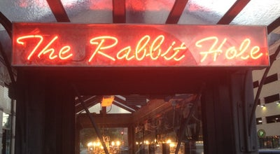 Photo of New American Restaurant The Rabbit Hole at 101 N Tejon St, Colorado Springs, CO 80903, United States