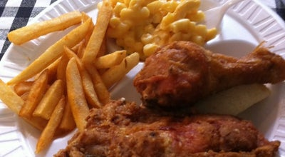 Photo of Fried Chicken Joint Gus's World Famous Fried Chicken at 215 S Center St, Collierville, TN 38017, United States