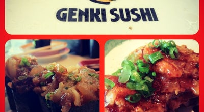 Photo of Sushi Restaurant Genki Sushi at 365 S Grady Way, Renton, WA 98057, United States