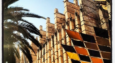 Photo of Plaza Ses Voltes at Ses Voltes, Palma 07001, Spain