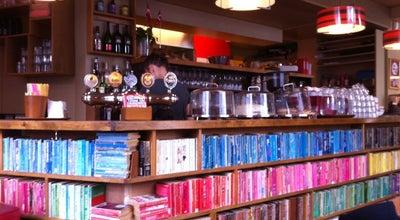 Photo of Cafe Laundromat Cafe at Elmegade 15, København N 2200, Denmark