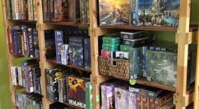 Photo of Toy / Game Store Brain Games at Krišjāņa Barona Iela 55, Rīga LV-1001, Latvia